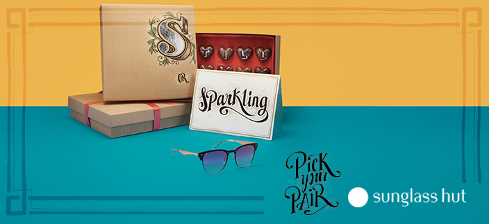 Sparkling Pick Your Pair, Sunglass hut