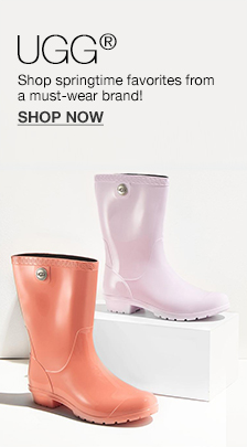 UGG Shop springtime favorites from a must-wear brand! Shop now