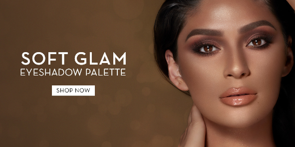 Soft Glam, Eyeshdow Palette, Shop now