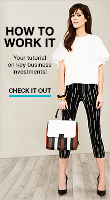 How to Work it, Your turorial on key business investments! Check it out