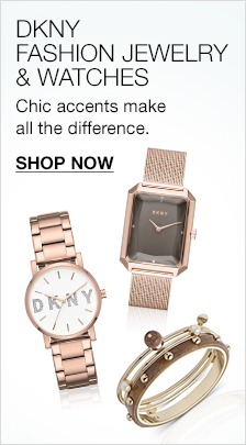 Dkny Fashion Jewelry and Watches, Chic accents make all the difference, Shop Now