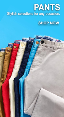 Pants, Stylish selections for any occasion, Shop Now