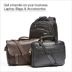 Get a handle on your business, Laptop Bags and Accessories