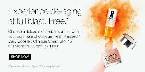 Experience de-aging at full blast, Free, Shop Now