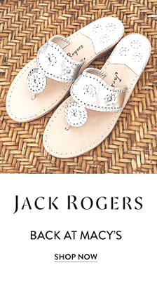 Jack Rogers, Back at Macy's, Shop Now