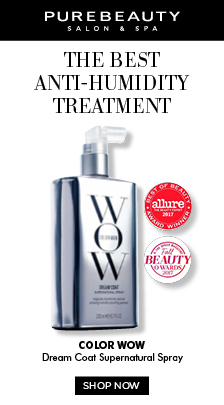 Pure Beauty Salon and Spa, The Best Anti-Humidity Treatment, Color Wow, Dream Coat Supernatural spray, Shop Now
