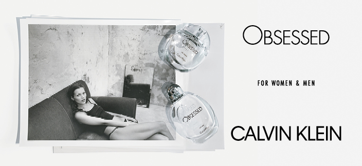 Obsessed, For Women and Men, Calvin Klein