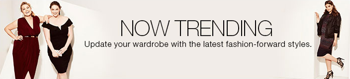 Now Trending, Update your wardrobe with the latest fashion-forward styles