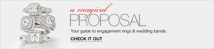 A magical, Proposal, Your guide to engagement rings and wedding bands, Check it out