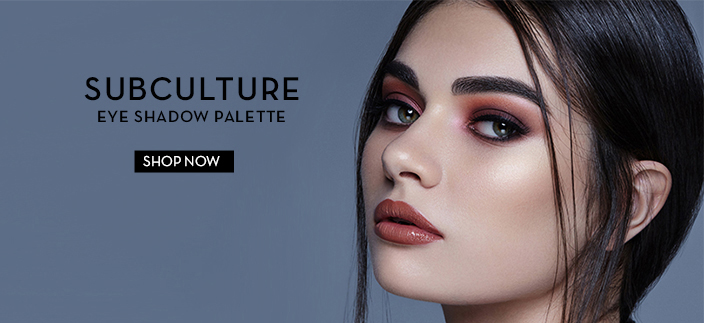 Subculture, Eye Shadow Palette, Shop now