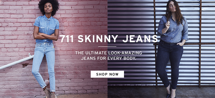 711 Skinny Jeans, The Ultimate Look-Amazing Jeans For Every Body, Shop now