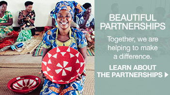 Beautiful Partnerships, Together, we are helping to make a difference, Learn About The Partnerships
