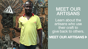 Meet our Artisans, Learn about the artisans who use their craft to give back to others, Meet our Artisans