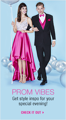 Prom Vibes, Get style inspo for your special evening! Check it out