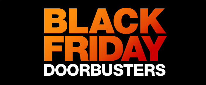 Black Friday, Doorbusters
