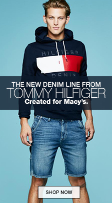 The New Denim Line From Tommy Hilfiger Created for Macy's, Shop now