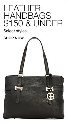 Leather Handbags $150 and Under Select styles, Shop now