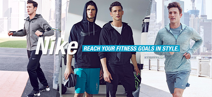Nike, Reach Your Fitness Goals in Style