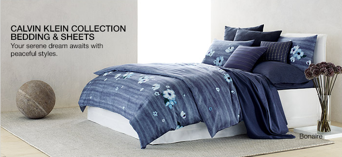 Calvin Klein Collection Bedding and Sheets
