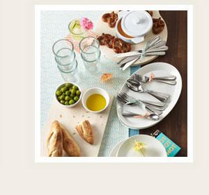 how to buy dinnerware