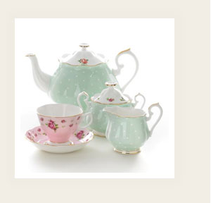 brunch and tea party ideas