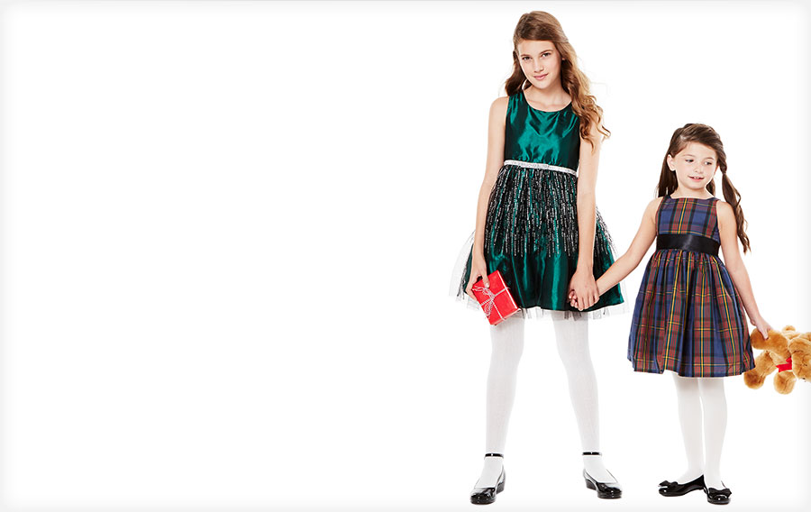 Girls Christmas Dresses - Kids Special Occasion Ideas - Macy's
