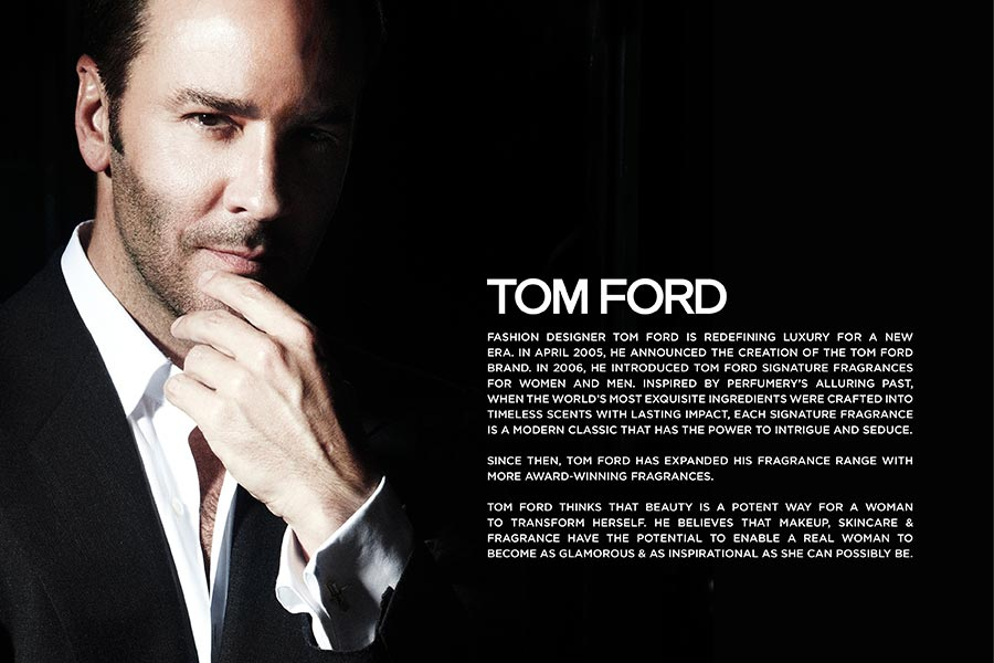 Tom ford clothing online store