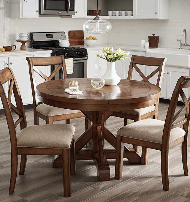How To Choose Dining Table Size Dimensions Macy S