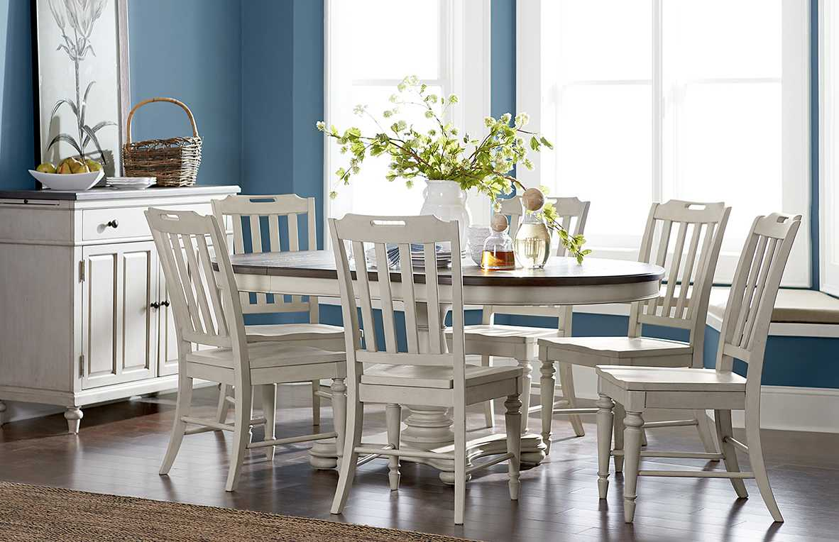 How To Choose A Dining Table Size Dimensions