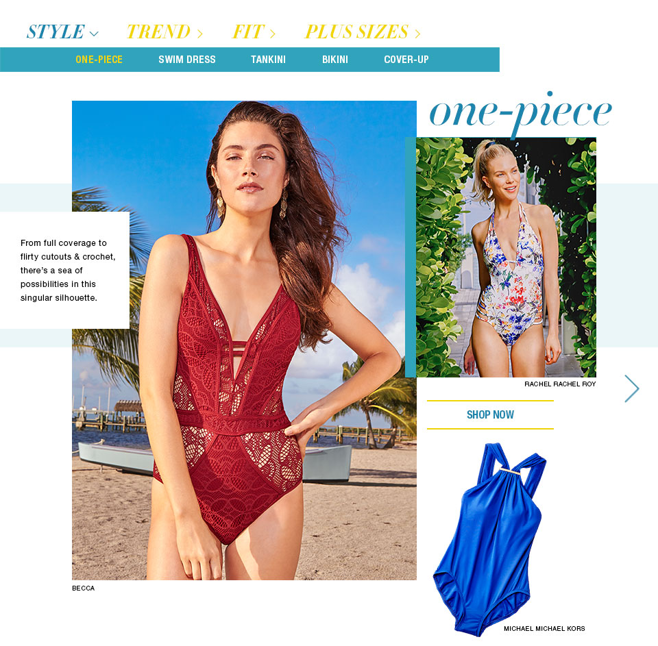 How to Find the Perfect Swimsuit (for under $50!)