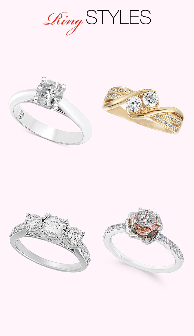 ring styles - Wedding Ring Styles