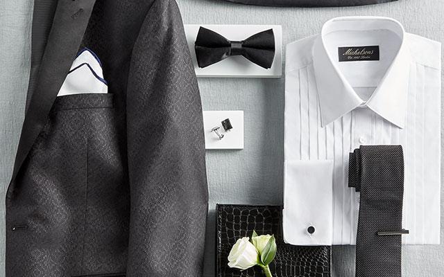 Tuxedo vs. Suits for Wedding
