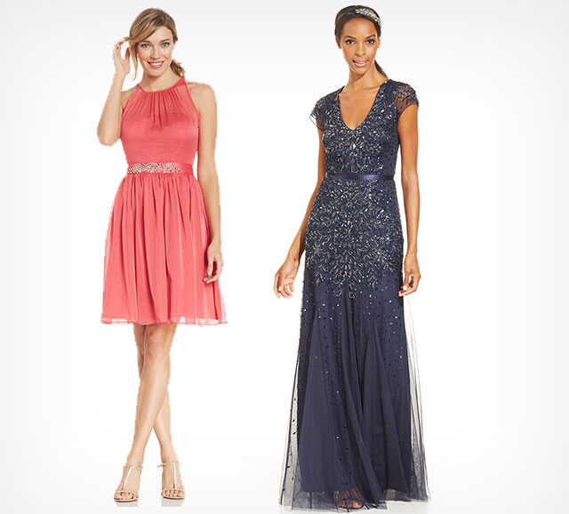 6505024b317c What to Wear to a Rehearsal Dinner - Wedding Dress Code - Macy s