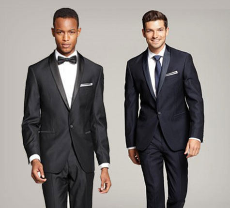 Time Of Wedding Tux Or Suit