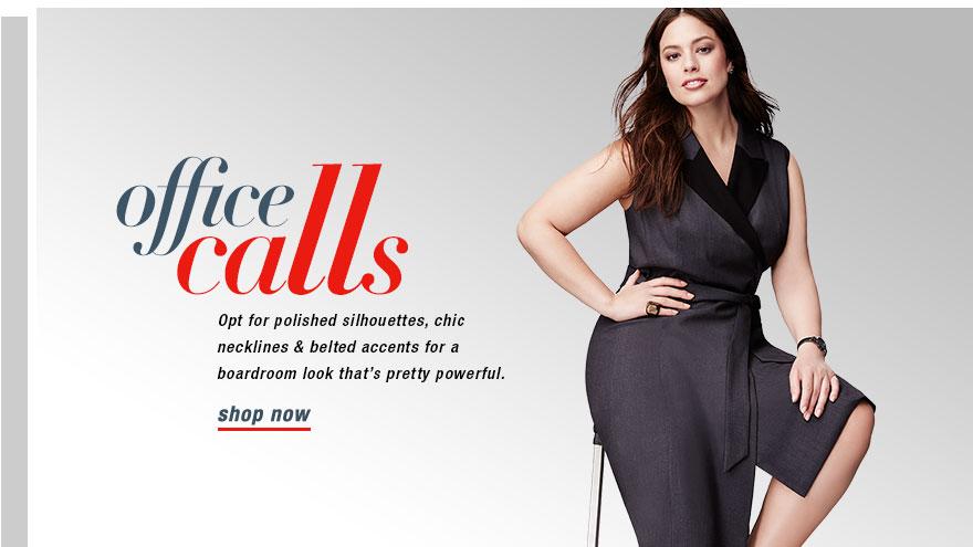 Dress Codes Plus Sized Women S Dress Trends Amp Styles