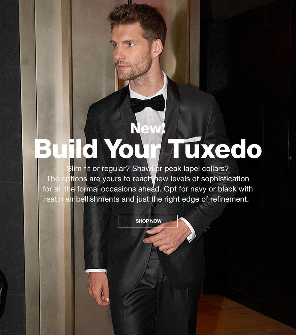 Build a Tux - Macy's