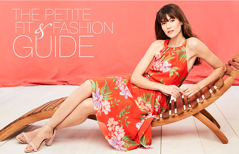 The Petite Fit and Fashion Guide