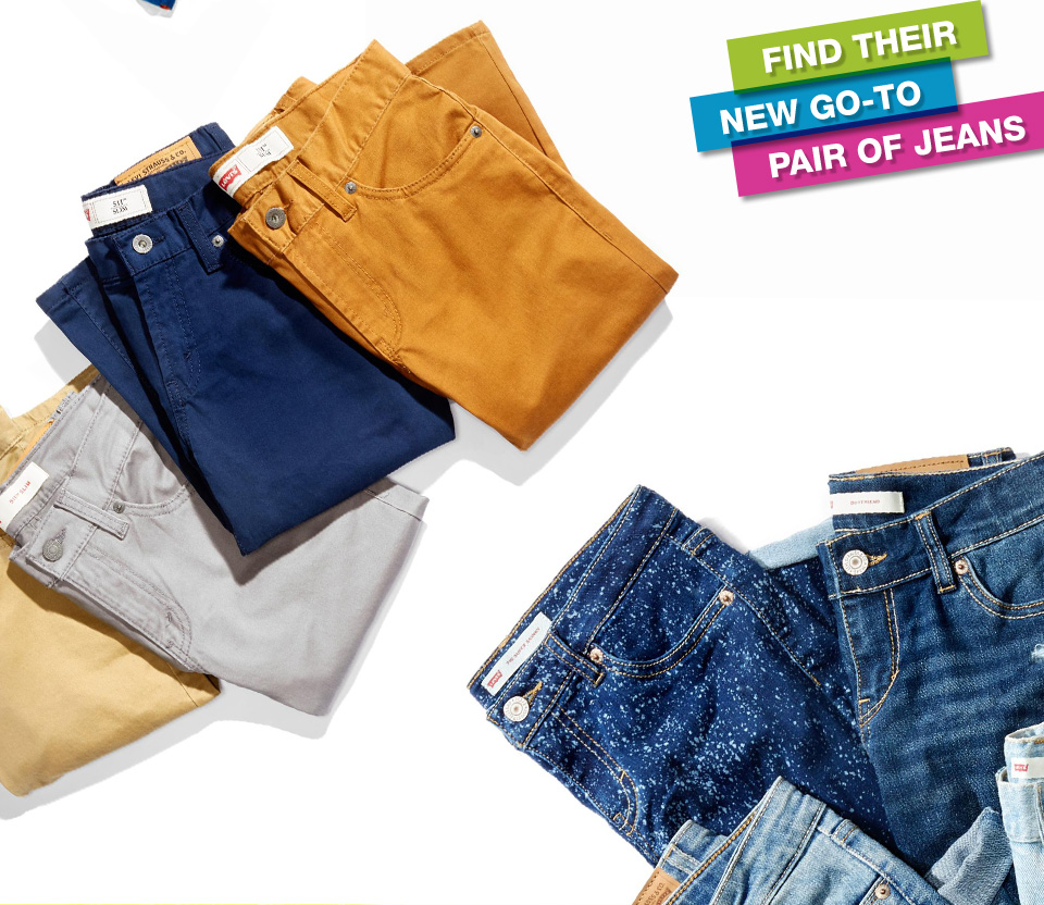 find their new go-to pair of jeans