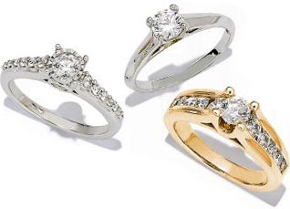 styles bands ideas engagement brides rings ring settings wedding