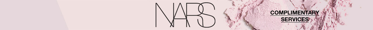 NARS, COMPLIMENTARY SERVICES