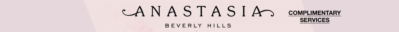 Anastasia Beverly Hills, Complimentary Services