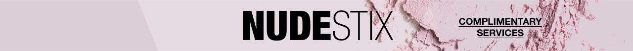 Nudestix, Complimentary Services