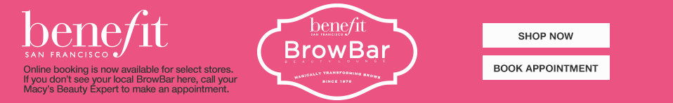 Benefit Brow Bar Store Locator - Macy's