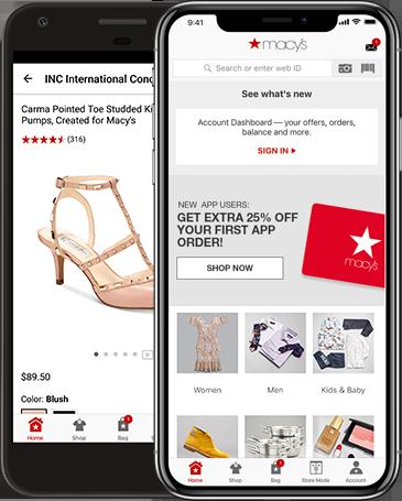51bab14dee860f Download Macy s Mobile App - Macy s