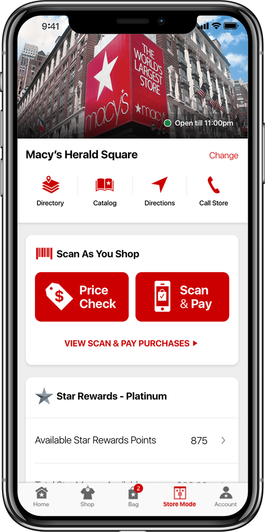 Download Macy S Mobile App Macy S