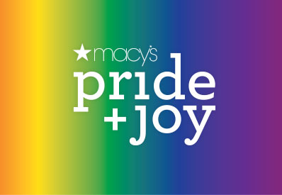 Macy's Pride and Joy