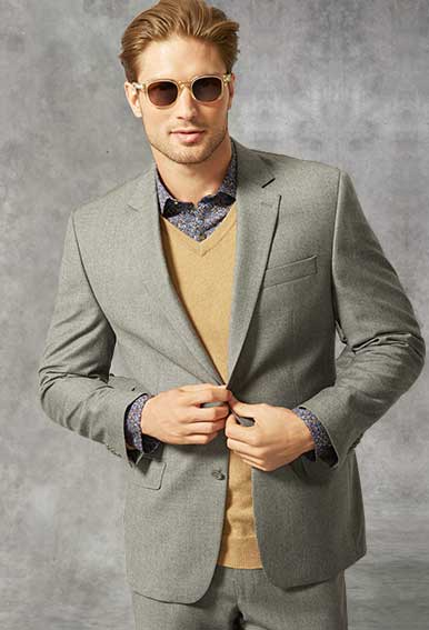 Fall Suits & Blazers for Men - Fall Trends