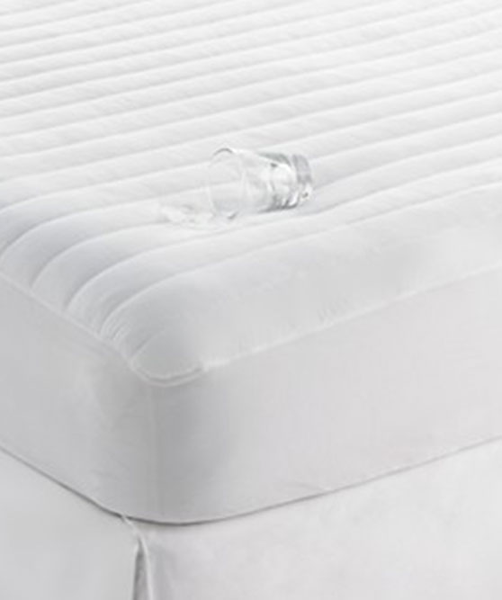 waterproof mattress pads are designed with a builtin backing to add extra protection against accidents and spills making it easy to clean and great choice