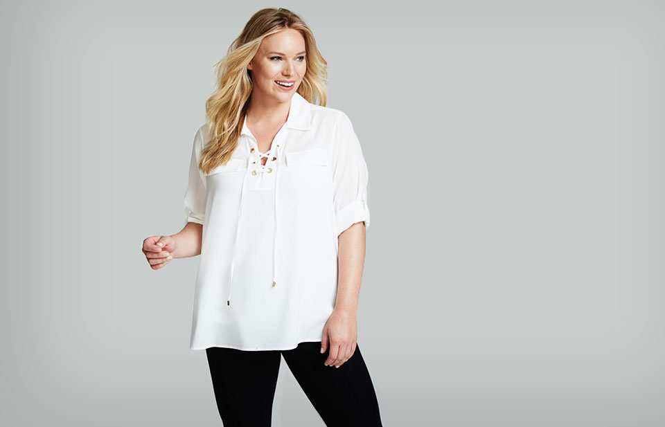 Everyday Plus Size Outfit Ideas Plus Size Guide Macys