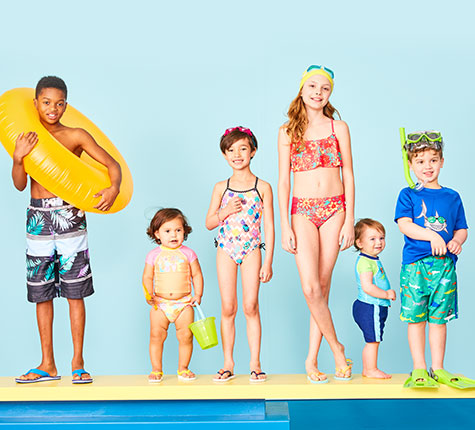 everybody in! How to throw a kid's pool party